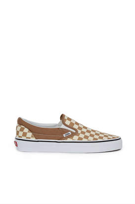 Vans Checkerboard Classic Slip-On Sneaker