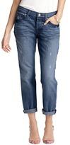 LOFT Petite Boyfriend Jeans in Very Vintage Blue