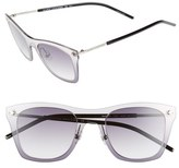 Marc Jacobs 49mm Retro Sunglasses