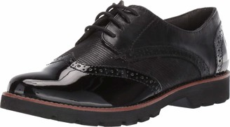 Spring Step Women's Stanley Oxford Flat