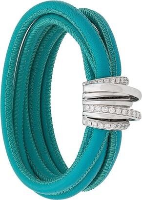 de Grisogono 18kt white gold and diamond Allegra bracelet