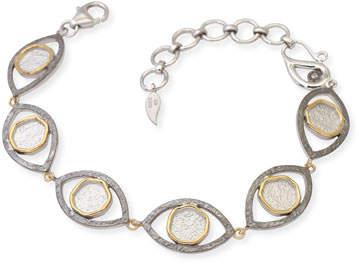 Coomi Serenity Multi-Disc Station Bracelet