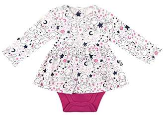 Camilla And Marc Baby Girl's Bodysuit Blouse Poetic Moon - 36 Months (98 cm)