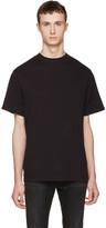 Alexander Wang Black High-Neck T-Shirt