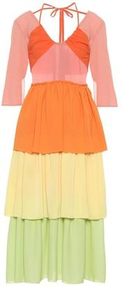 REJINA PYO Cleo crepe dress