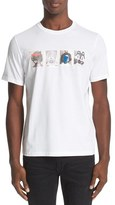 Paul Smith Men's Graphic T-Shirt