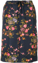 Isabel Marant Olivia skirt - women - Silk - 38