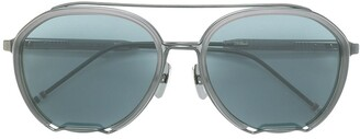 Thom Browne Round Sunglasses