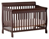 Stork Craft Storkcraft Modena 4-in-1 Fixed Side Convertible Crib