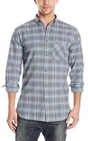 Zanerobe Men's Flannel 7Ft Long Sleeve Shirt