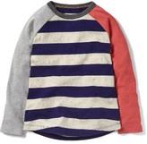 Boy's Mini Boden Hotchpotch Raglan T-Shirt