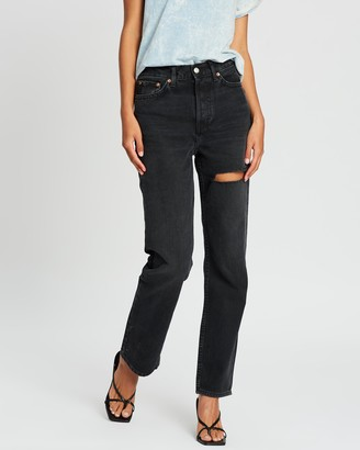 Topshop NY Dad Jeans