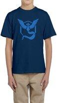 Hera-Boom-Child Pokemon Go Team Mystic Logo Articuno Youth's Shirts