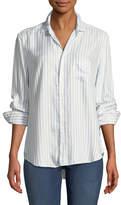 Frank And Eileen Eileen Long-Sleeve Button-Front Shirt