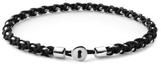 Miansai Nexus bracelet with chain