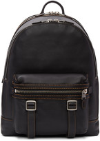Coach 1941 Black Flag Backpack