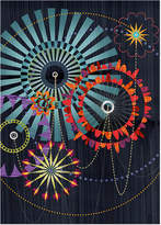 "Jonathan Adler Rex Ray ""Black Mast"" Print"
