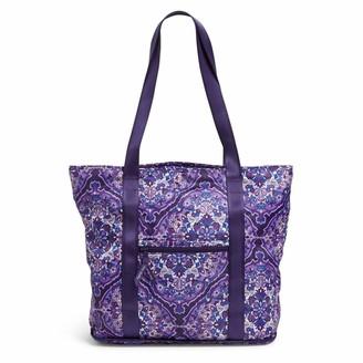 Vera Bradley Packable Tote Bag