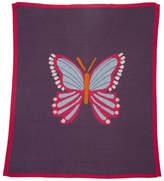 Lucky Jade Butterfly Blanket