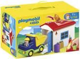 Playmobil 123 Truck & Garage 6759
