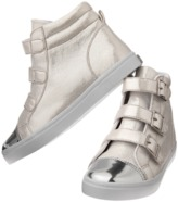Crazy 8 Metallic High-Top Sneakers