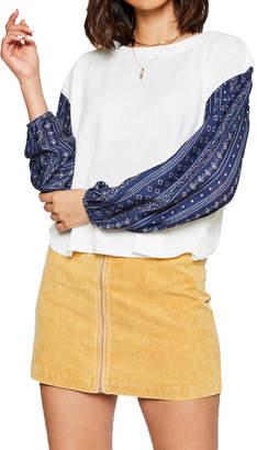 Sadie & Sage Good Karma Knit Top