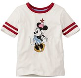 Disney Minnie Mouse Art Tee in Supersoft Jersey