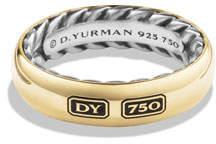 David Yurman Streamlined Men's Band Ring