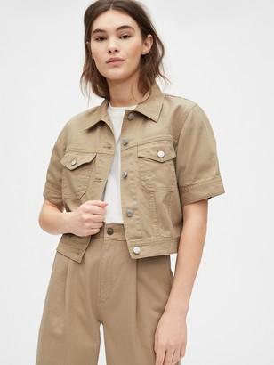 Gap Originals Khaki Utility Jacket