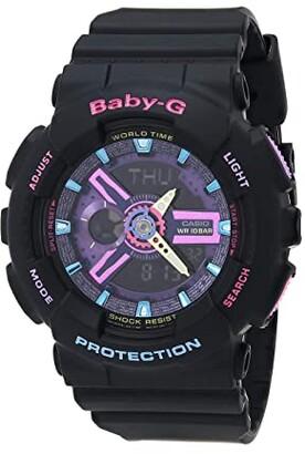 G-Shock BA110TM-1A (Black) Watches