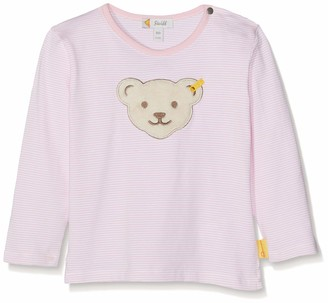 Steiff Baby Girls' T-Shirt Long Sleeve Top