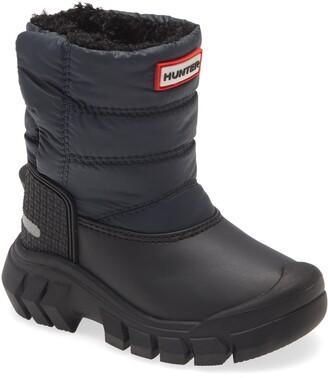 Hunter Original Fleece Lined Waterproof Boot