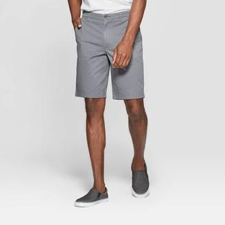 "Men's 10.5"" Flat Front Shorts - Goodfellow & CoTM"
