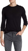 Zadig & Voltaire Teiss Long Sleeve Merino Wool Pullover