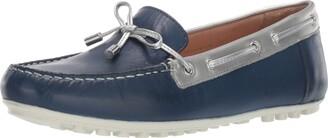Geox Women's LEELYAN 8 Boat Shoe Loafer