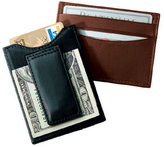 Royce Leather Magnetic Money Clip Wallet 111-5
