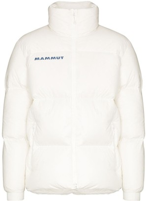 Mammut Glow In The Dark Zip-Up Puffer Jacket