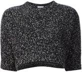 Brunello Cucinelli knitted crop top