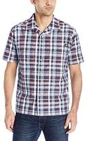 Dickies Men's Short Sleeve Camp Shirt