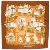 Hermes Armada Silk Scarf