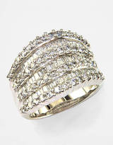 EFFY COLLECTION 14 Kt. White Gold Diamond Band