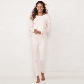 Lauren Conrad Women's Pajama Top & Pajama Pants Set