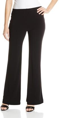 Karen Kane Women's Crepe Wide Leg Pant