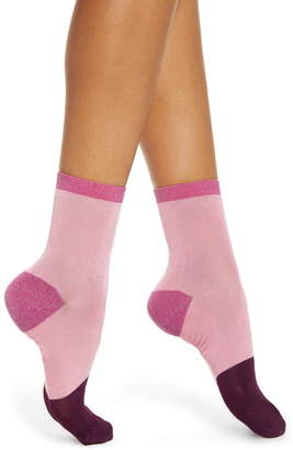 Hysteria By Happy Socks Liza Colorblock Socks