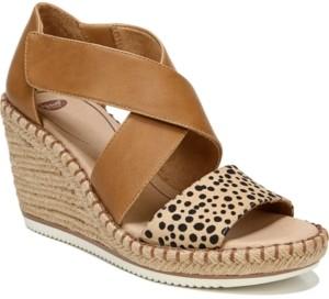 Dr. Scholl's Women's Vacay Ankle Strap Dress Sandals Women's Shoes