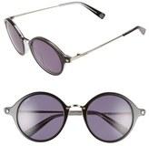 Loewe Women's 54Mm Round Retro Sunglasses - Black