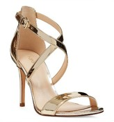 Nine West Women's Mydebut Cross Strap Sandal