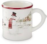 Snowman Kids' Mugs, Set of 4