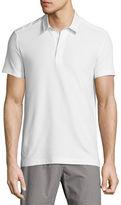 Theory Milten Core Pique Polo Shirt