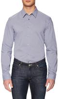 Jil Sander Polka Dots Printed Dress Shirt